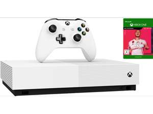 [Saturn & Media Markt] Xbox One S All Digital 1TB + FIFA 20 (Download) - auch mit Xbox One S und X