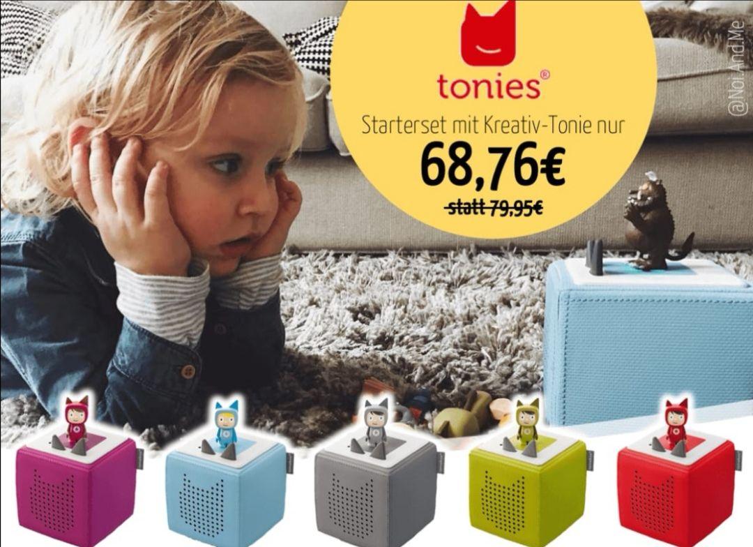 Tonie Box Starter Set bei Windeln.de