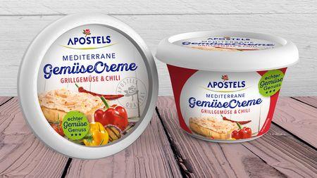 100% Cashback [GzG] - APOSTELS GemüseCreme & HirtenCreme - bis zu 5 x einlösbar [Marktguru]