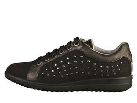 Geox Schuhe im Sale, zB. Damen Sneakers in schwarz
