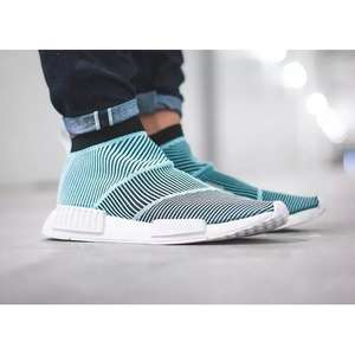 adidas Originals NMD_CS1 Parley Primeknit Sneaker (Größen 38 bis 49 1/3)