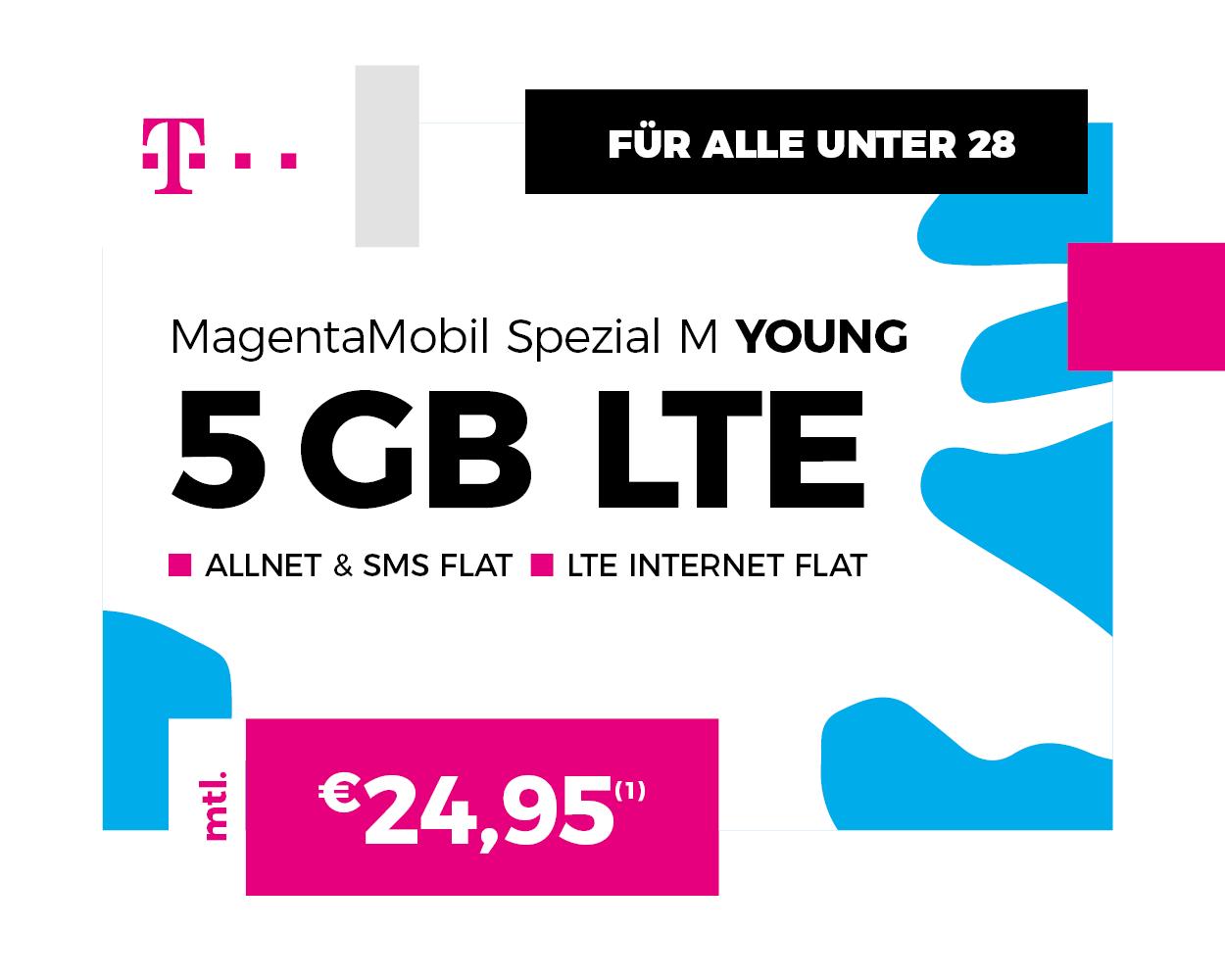 Telekom Deal bei iBuy.de, junge Leute, Special Tarife