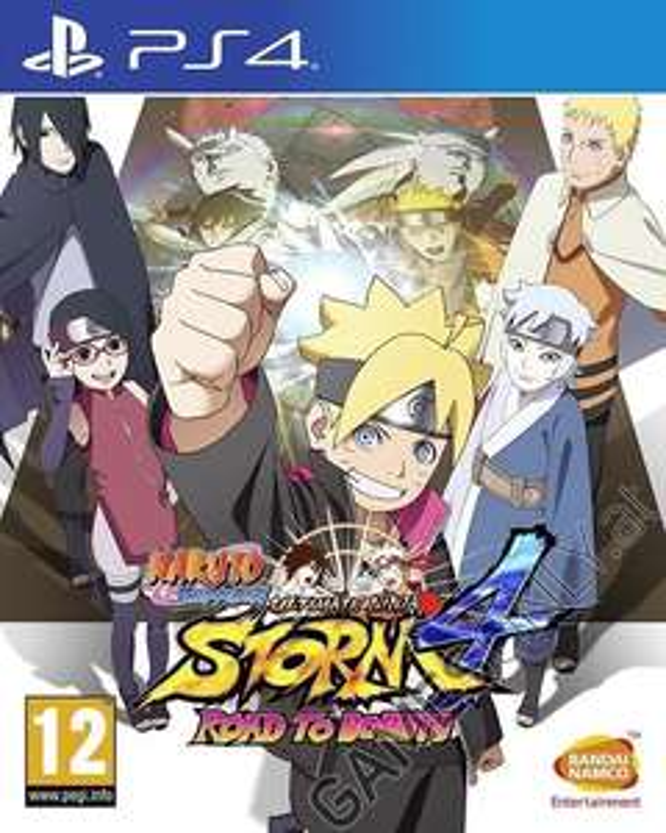 Naruto Shippuden: Ultimate Ninja Storm 4Road to Boruto (PS4) [Gamesonly.at]