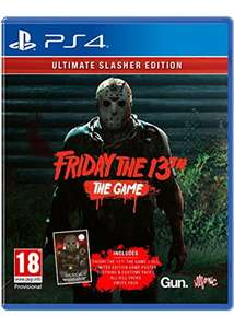 Friday the 13th: The Game - Ultimate Slasher Edition (PS4/Xbox One) für 15,91€ (Base)