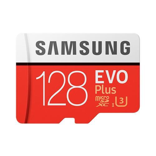 Samsung 128GB Evo Plus Micro SDXC Speicherkarte - 100MB/s
