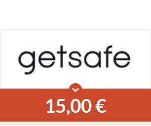 Getsafe Hausratsversicherung + 15€ Gutschein nach Wahl (Neue Email = Neukunde) via Spartanien