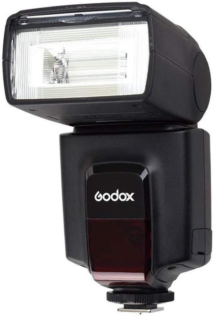 Godox TT520 Kamera-Blitz mit Weitwinkel-Diffusor & Wireless-Trigger für 35€ (Amazon)