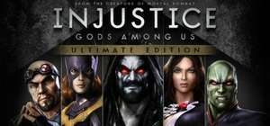 Injustice: Gods Among Us - Ultimate Edition Gamivo Deals