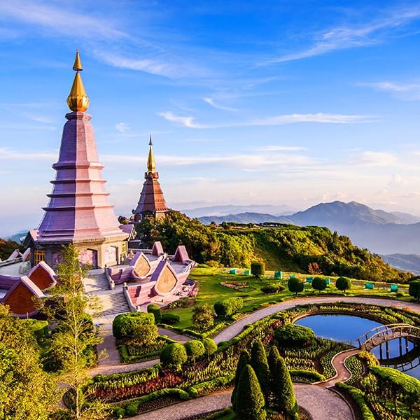 Flüge nach Thailand / Bangkok inkl. Gepäck hin und zurück von Brüssel (Oktober - Dezember) ab 338€