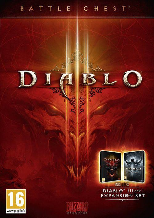 Diablo 3: Battle Chest (PC) für 11,39€ (CDKeys)