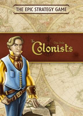 The Colonists - Die Kolonisten (Tim Puls, Brettspiel, Gesellschaftsspiel, Milan-Spiele.de)