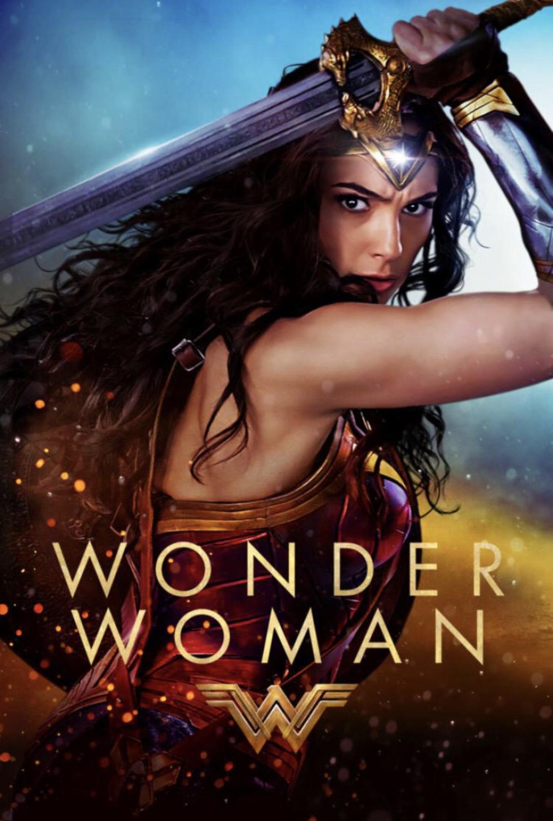 Wonder Woman & weitere iTunes Käufe in 4K/HD