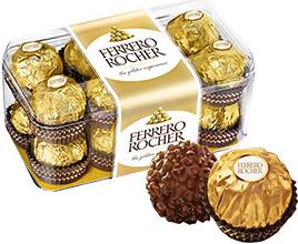 Ferrero Rocher in der 200 Gramm Schale nur noch 1,99€