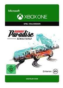 Burnout Paradise Remastered (Xbox One Code) für 4,99€ (Xbox Store)