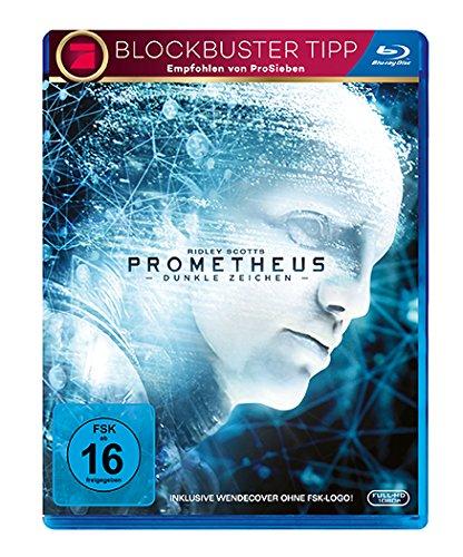 Prometheus - Dunkle Zeichen (Blu-ray) für 3,83€ (Dodax)