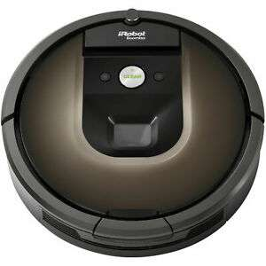 iRobot Roomba 980 Staubsauger Saugroboter mit WLAN