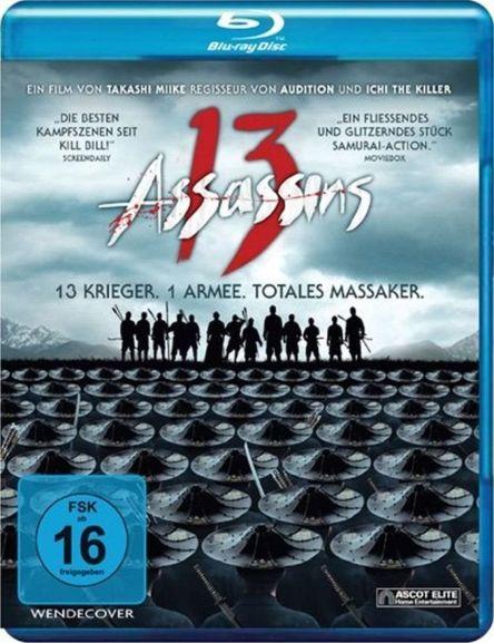 13 Assassins (Blu-ray) für 3,87€ (Dodax)