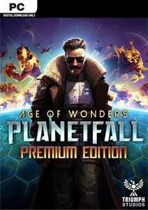 Age of Wonders: Planetfall Premium Edition (Steam) für 35,79€ (CDkeys)