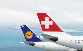 FIRST CLASS ab 2202 € - 3240 € mit  Swiss & Lufthansa ab Stockholm nach Asien, Südamerika & Afrika