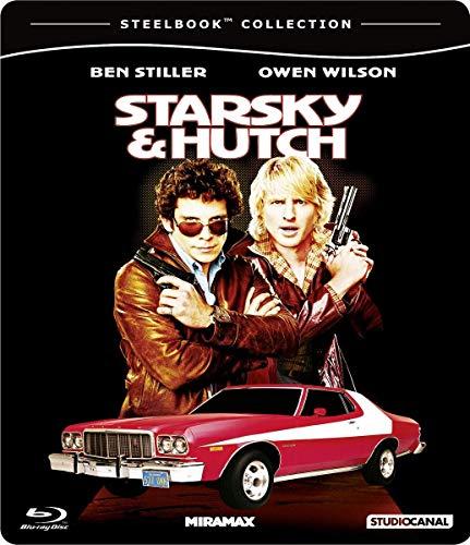 Starsky & Hutch Steelbook Collection (Blu-ray) für 7,97€ (Amazon Prime & Alphamovies)