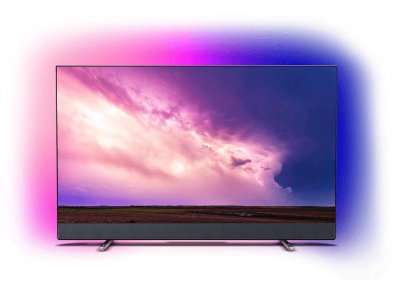 [Grenzgänger AT] PHILIPS 55PUS8804/12, 139 cm (55 Zoll), UHD 4K, SMART TV, LED-TV, 2100 PPI, Ambilight, HDR10+, Dolby Vision