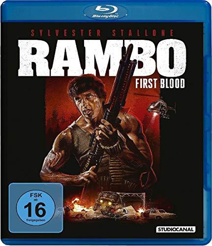 Rambo - First Blood (Digital Remastered Blu-ray) für 5,99€ (Amazon Prime & Saturn & Media Markt)