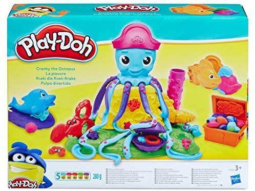 [Amazon Prime] Hasbro Play-Doh Kraki die Knet-Krake Knete