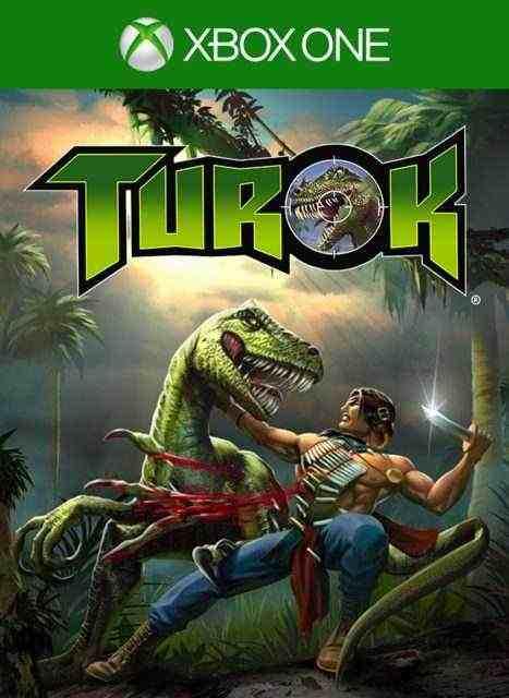 Turok (Xbox One) für 4,99€ (Xbox Store Live Gold)