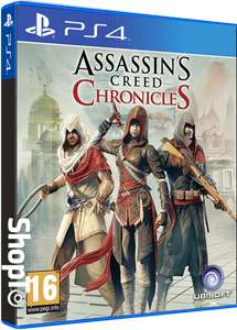 Assassins Creed Chronicles (PS4) für 11,16€ (Shopto)