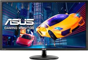 "Asus Herbst Sale: z.B. Asus VP28UQG (28"", 3840x2160, TN, 60Hz, FreeSync, 300cd/m², 8bit+FRC, 2x HDMI 2.0, DisplayPort 1.2, VESA)"
