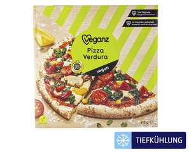 "Vegane Pizza ""Veganz Pizza Verdura"" bei Aldi Süd ab dem 26.09. <3"