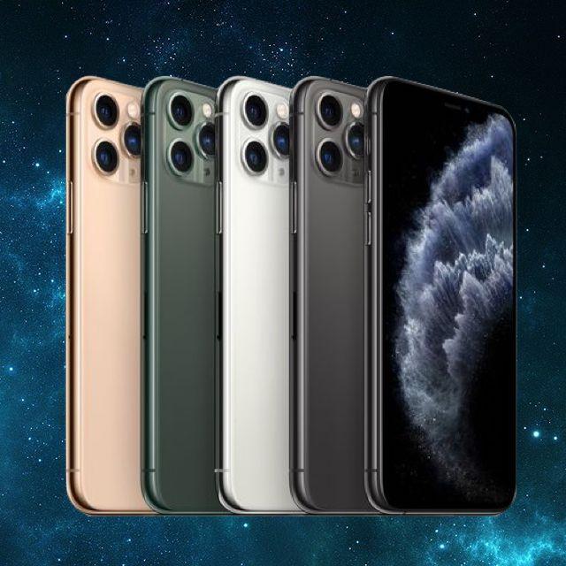 Apple iPhone 11 Pro (64GB) für 299,95€ Zuzahlung im Vodafone Smart XL (14GB / 19GB LTE) für mtl. 46,99€ [mit GigaKombi -5€ / Monat + 5GB]