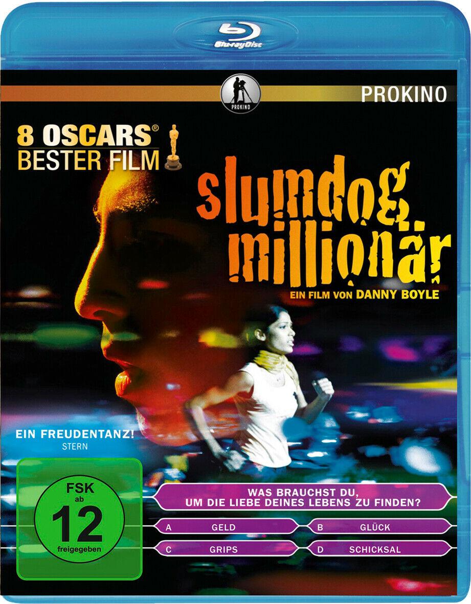 [ebay - mecodu] Slumdog Millionär (Blu-ray) für 3,68€ inkl. Versand