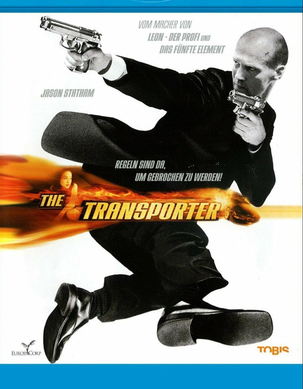 [dodax.de/ebay-dodax] The Transporter mit J. Statham (Blu-ray)