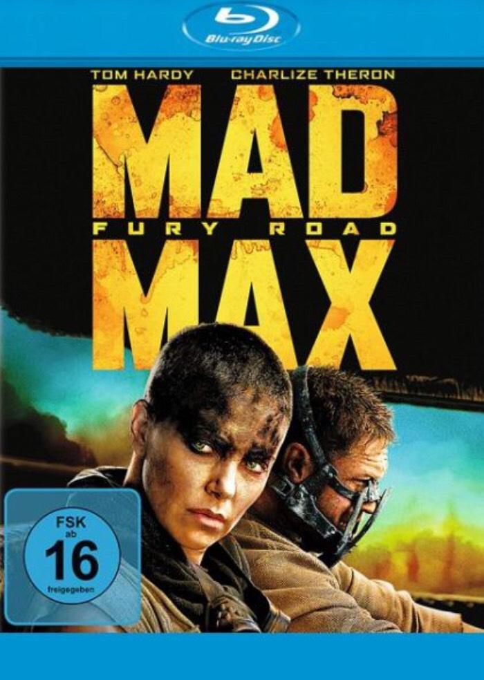 [dodax.de] Mad Max - Fury Road (Blu-ray)