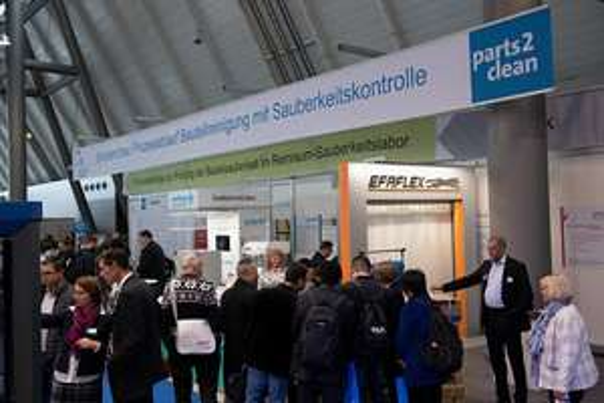 [Messe Stuttgart] kostenlose Eintrittskarte zur parts2clean 2019