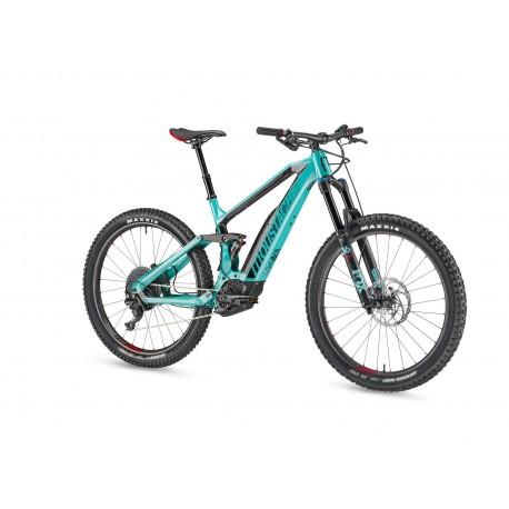 MTB E-Bike Moustache Samedi 27 Race 9 (Carbon,Bosch, 21.5kg) - 2019 (L)