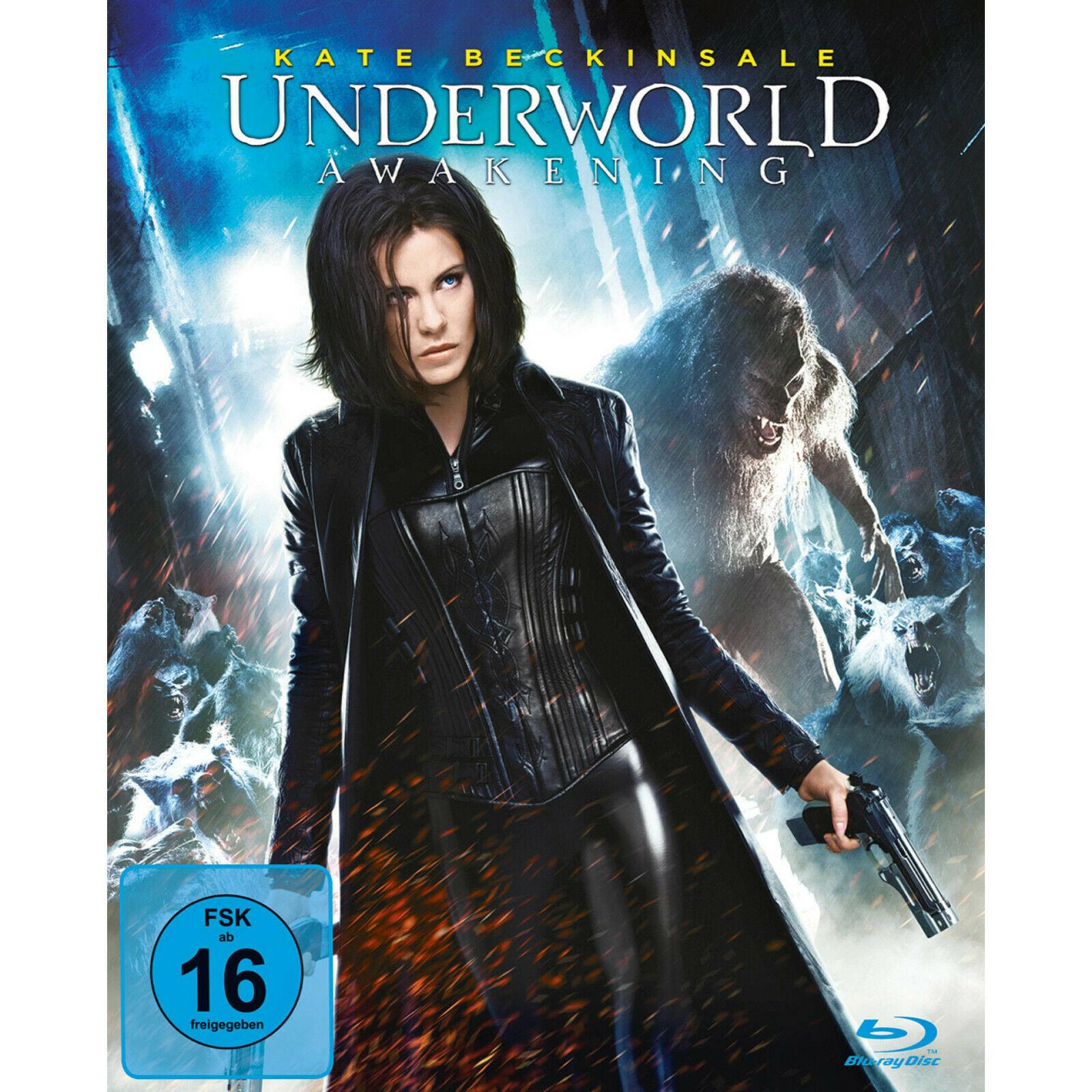 Underworld: Awakening Steelbook (Blu-ray) für 5€ (Media Markt)
