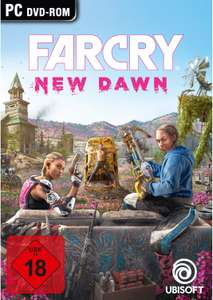 Far Cry: New Dawn (PC) für 14,99€ (Xbox One) für 19,99€ (Saturn)