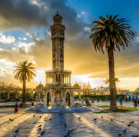 Flüge: Türkei ( November ) Hin- und Rückflug von Köln, Hannover und Düsseldorf nach Izmir ab 36€