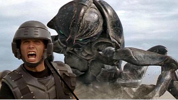 Starship Troopers [Blu-ray] im OT für 8,37€ @Zoom.co.uk