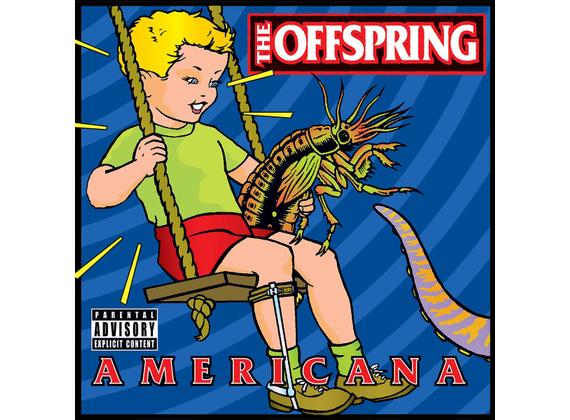 The Offspring - Americana (Vinyl) für 21,99€ inkl. Versand bei Dodax
