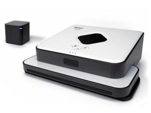 iRobot Braava 390t Wischroboter + Navigationswürfel für 195,90€ @ iBood