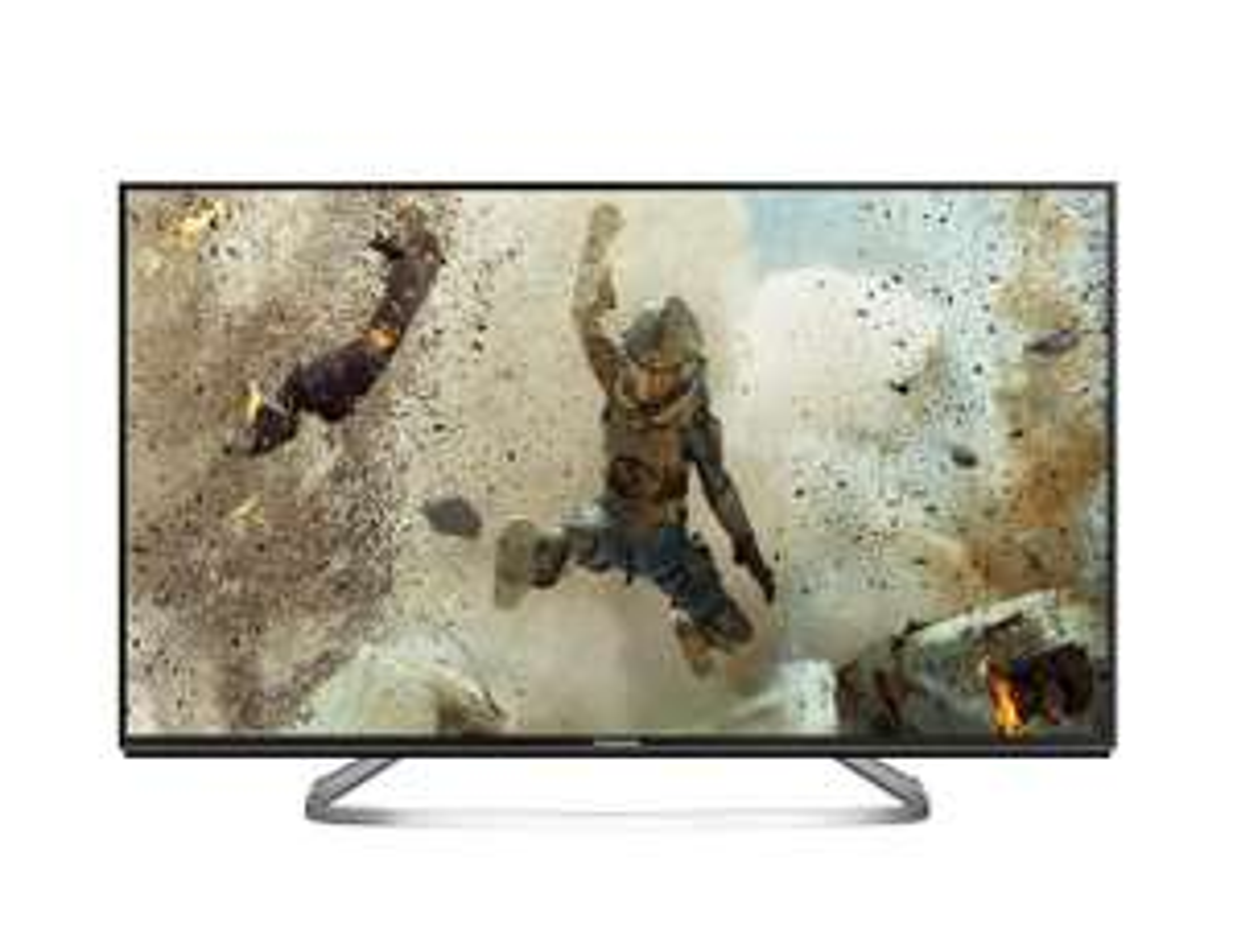 Panasonic TX-65FXN688 65 Zoll Fernseher (4K Ultra HD, HDR, Quattro Tuner, Smart-TV, Metallgehäuse)