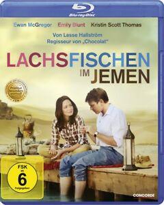 [ebay - dodax | mecodu] Lachsfischen im Jemen (Blu-ray) für 3,68€ inkl. Versand