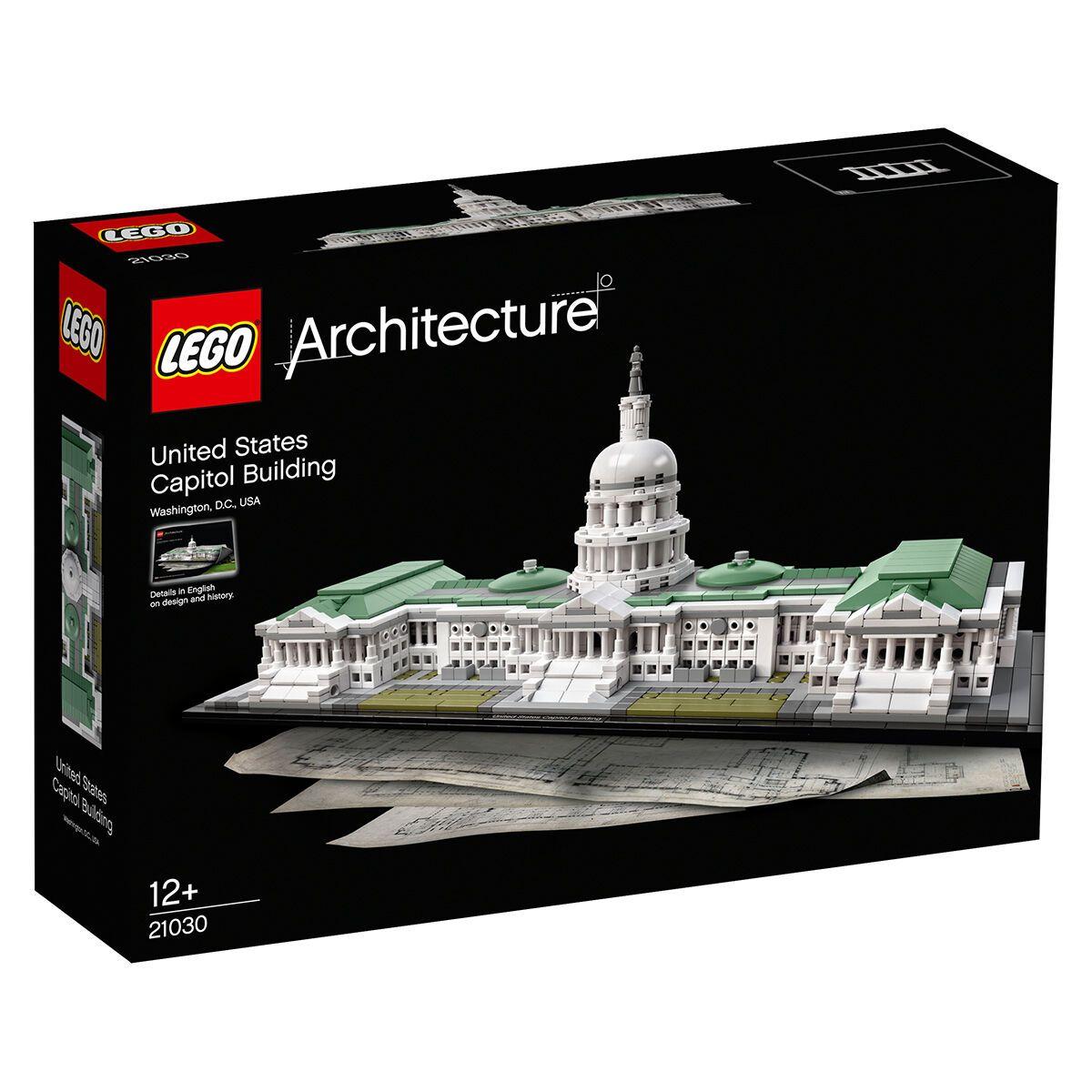 Lego 21030 Capitol Architecture