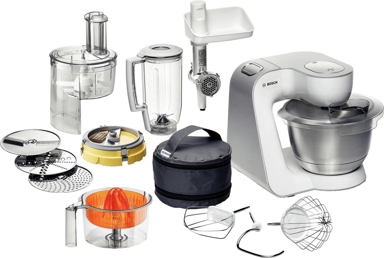 Bosch MUM54251 Küchenmaschine Styline 900 Watt & Zubehör für 179€ inkl. Versand