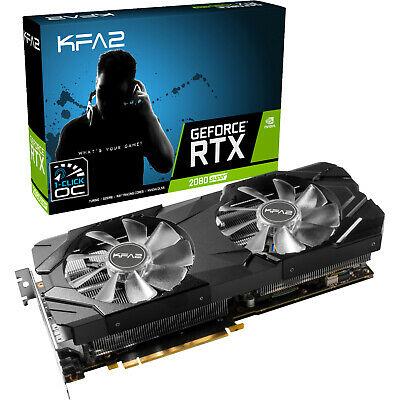 KFA² GeForce RTX 2080 Super EX (1-Click-OC) 8GB GDDR6