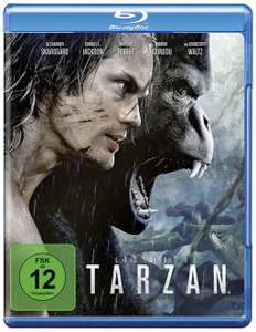 Legend of Tarzan (Blu-ray) für 3,78€ (Dodax)