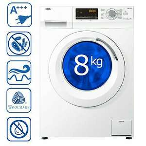 Haier Waschmaschine Frontlader A+++ HW80-14636 8 kg AquaProtect